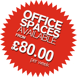 office space to rent in Nottingham from £80 per week 2
